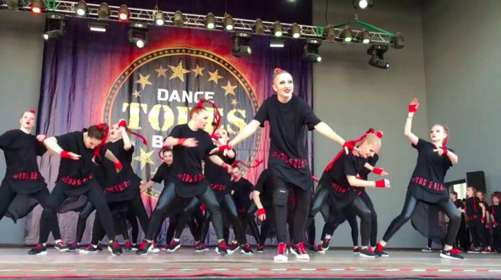 Танцы тодес Арены Балашиха